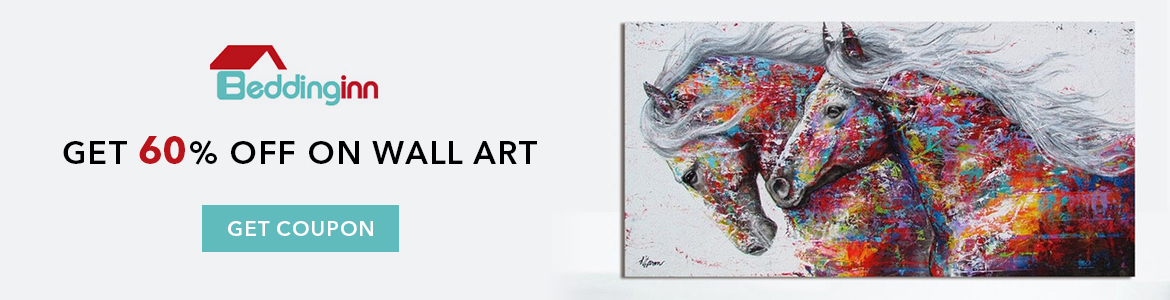 Get 60% OFF on Wall Art, Shop Now