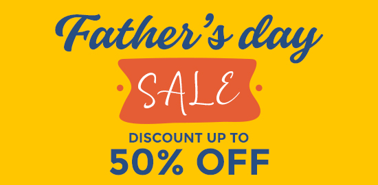 Father Day Deals - The Extra Discount