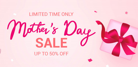 Mother Day Deals - The Extra Discount