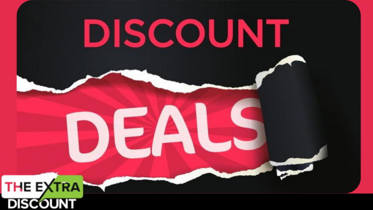 Brand Deals & Sales - The Extra Discount